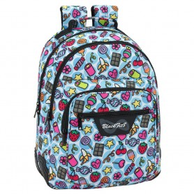 MOCHILA DOBLE ADAPT.CARRO BLACKFIT8 SWEET