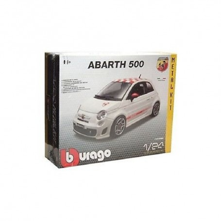 BBURAGO MAQUETA KIT 1:24 ABARTH 500