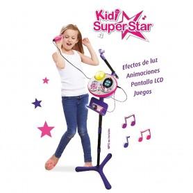 VTECH - MICRÓFONO KIDI SUPER STAR KARAOKE
