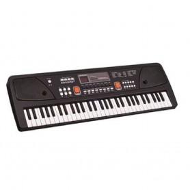 ORGANO PIANO 61 TECLAS CON MICRO Y TOMA USB