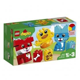 MI PRIMER PUZLE DE MASCOTAS LEGO DUPLO MY FIRST 10858