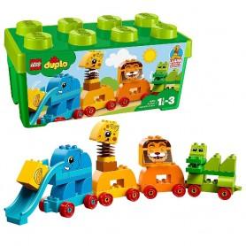 CAJA DE LADRILLOS: MIS PRIMEROS ANIMALES LEGO DUPLO 10863