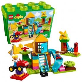 CAJA DE LADRILLOS: GRAN ZONA DE JUEGOS LEGO DUPLO 10864