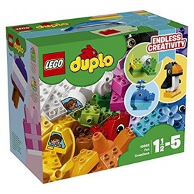 CREACIONES DIVERTIDAS LEGO DUPLO My First 10865