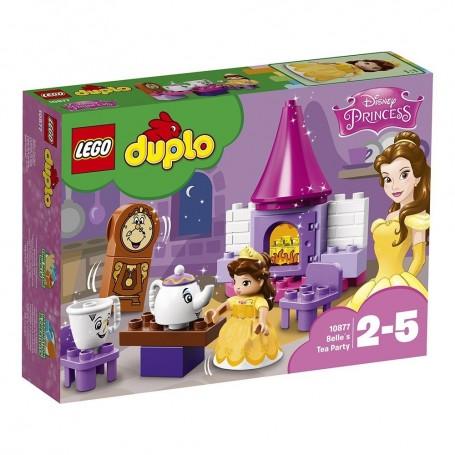 LEGO DUPLO PRINCESA - FIESTA DE TÉ DE BELLA 10877
