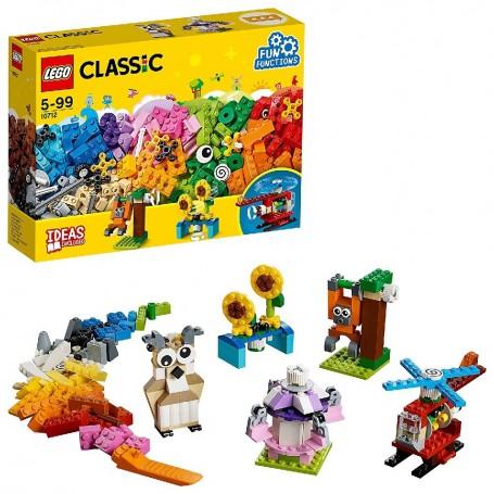 LADRILLOS Y ENGRANAJES LEGO LEGO CLASSIC 10712
