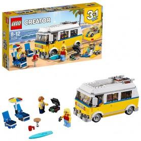 FURGONETA DE PLAYA LEGO LEGO Creator 31079
