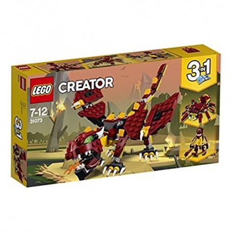 CRIATURAS MÍTICAS LEGO LEGO Creator 31073