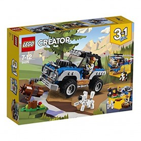 AVENTURAS LEJANAS LEGO LEGO Creator 31075