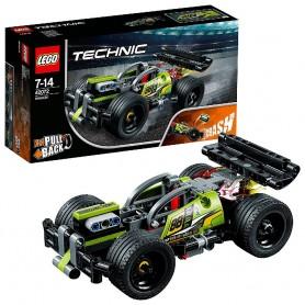 ¡GOLPEA! LEGO Technic 42072