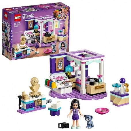 DORMITORIO DE EMMA LEGO LEGO FRIENDS 41342