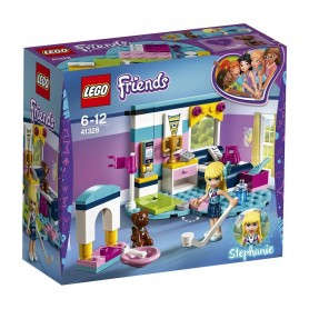 DORMITORIO DE STEPHANIE LEGO Friends 41328