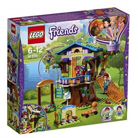 CASA EN EL ÁRBOL DE MIA LEGO LEGO FRIENDS 41335