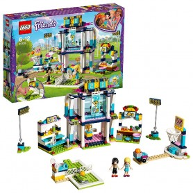 POLIDEPORTIVO DE STEPHANIE LEGO LEGO Friends 41338