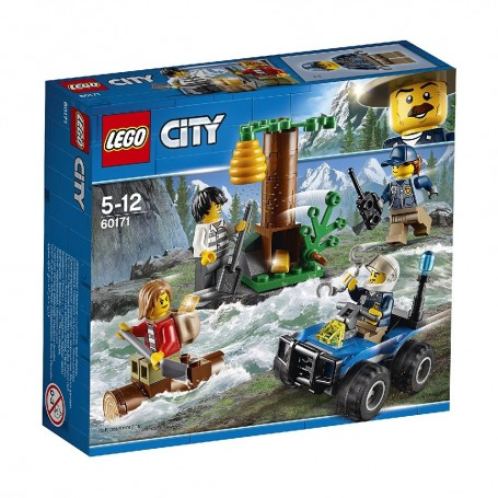 MONTAÑA: FUGITIVOS LEGO City Police 60171