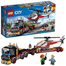 CAMIÓN DE TRANSPORTE DE MERCANCÍAS PESADAS LEGO CITY 60183
