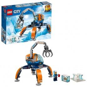 ÁRTICO: ROBOT GLACIAL LEGO CITY ARCTIC EXPEDITI 60192