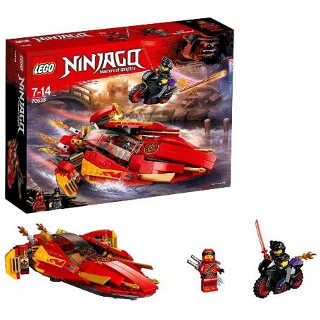 CATANA V11 LEGO NINJAGO 70638