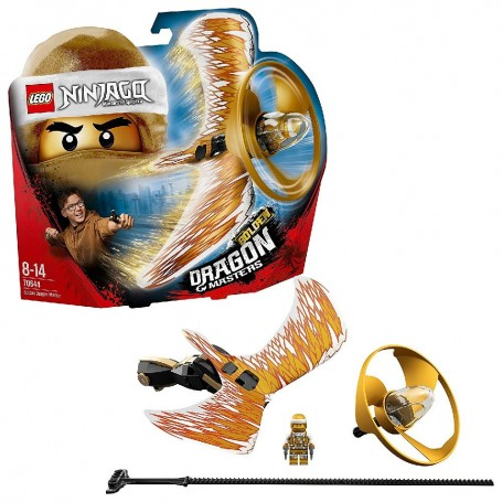 MAESTRO DEL DRAGÓN DORADO LEGO NINJAGO 70644