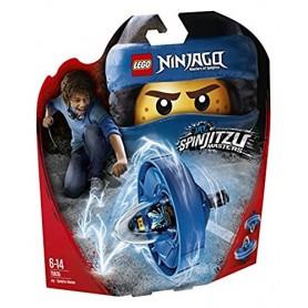 JAY: MAESTRO DEL SPINJITZU LEGO Ninjago 70635