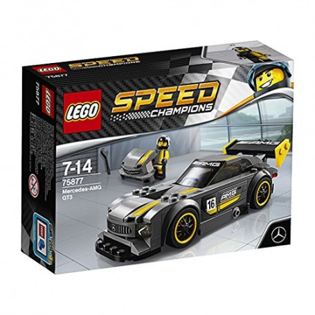 MERCEDES-AMG GT3 LEGO Speed Champions 75877
