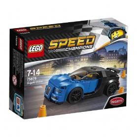 BUGATTI CHIRON LEGO SPEED CHAMPIONS 75878