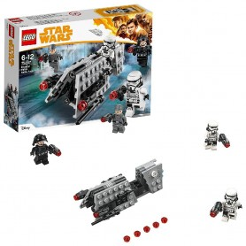 PACK DE COMBATE: PATRULLA IMPERIAL LEGO STAR WARS 75207