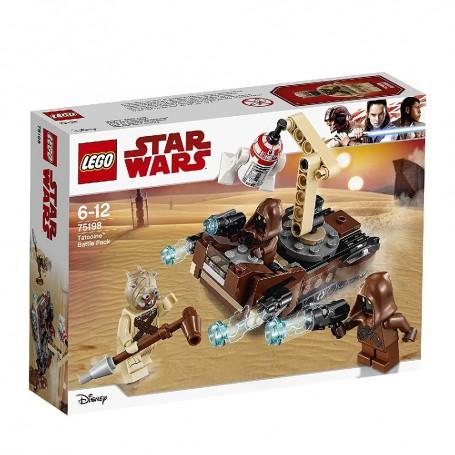 PACK DE COMBATE DE TATOOINE LEGO STAR WARS 75198