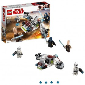 JEDI AND CLONE TROOPERS BATTLE PACK LEGO STAR WARS 75206