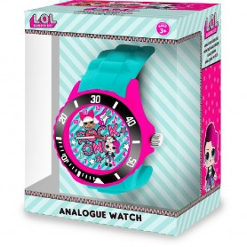 LOL SURPRISE  RELOJ ANALOGICO  DE PULSERA