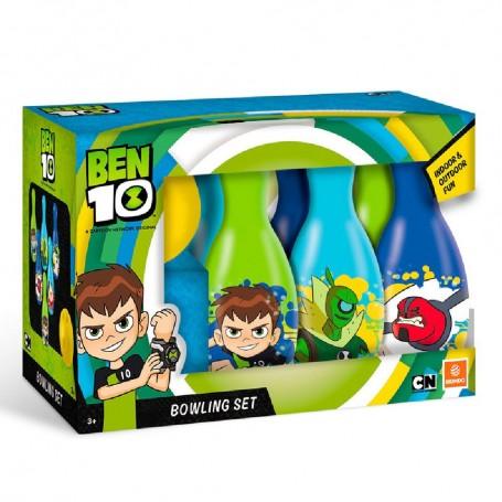 BEN 10 JUEGO DE BOLOS
