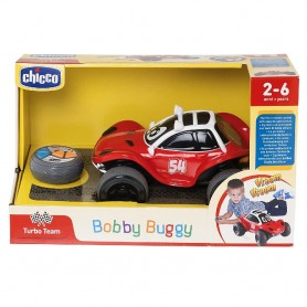 BOBBY BUGGY RC - CHICCO COCHE RADIOCONTROL