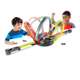 HOT WHEELS - PISTA MEGALOOPING INFERNAL