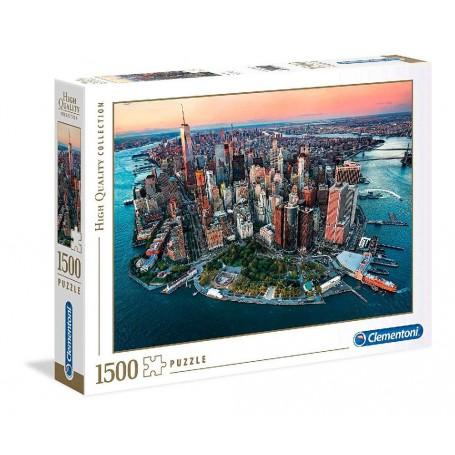 PUZZLE PUESTA DE SOL EN NUEVA YORK 1500 PZAS
