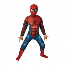 DISFRAZ SPIDERMAN HOMECOMING DELUXE 5-6 AÑOS