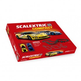 SCALEXTRIC COMPACT CIRCUITO SPEED DEVILS