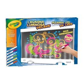 CRAYOLA PIZARRA LED DE LUXE
