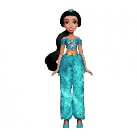 JASMINE PRINCESAS DISNEY BRILLO REAL