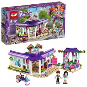LEGO FRIENDS - CAFÉ DEL ARTE DE EMMA 41336