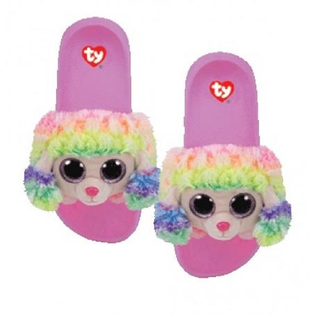 TY FASHION RAINBOW - CHANCLAS TALLA M-32/34