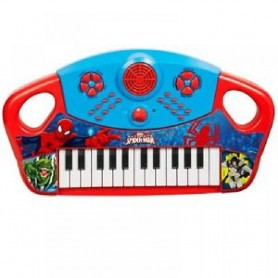 PIANO SPIDERMAN ORGANO MUSICAL