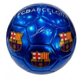 BALON F.C.BARCELONA GDE AZUL