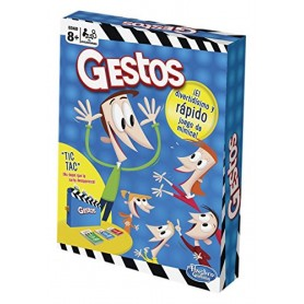 GESTOS - JUEGO DE MESA