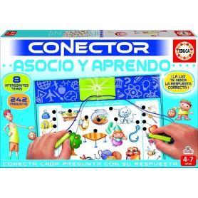 CONECTOR ASOCIO Y APRENDO 4-7 AÑOS