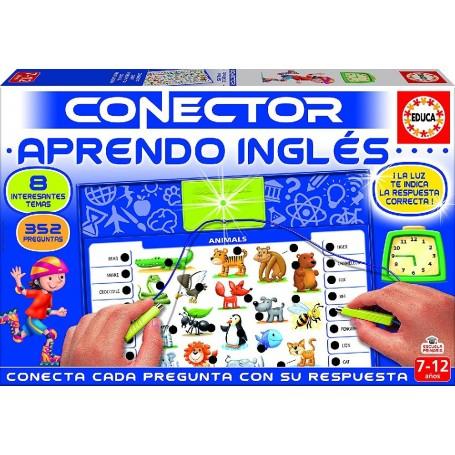 CONECTOR APRENDO INGLES 7- 12 AÑOS