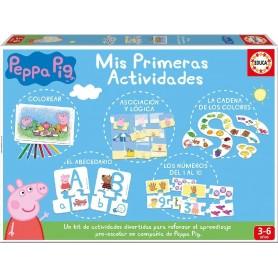PEPPA PIG PRIMERAS ACTIVIDADES 3-6 AÑOS
