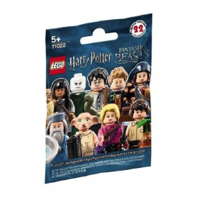LEGO MINIFIGURAS - HARRY POTTER Y ANIMALES FANTÁSTICOS 71022
