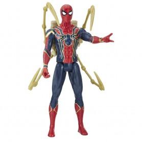 TITAN Y MOCHILA POWER FX SPIDER-MAN