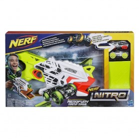 NERF NITRO - NITRO AEROFURY RAMP RAGE HYPERSHOT
