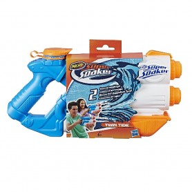 PISTOLA SUPER SOAKER TWIN TIDE